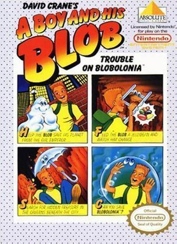Boy And His Blob - Trouble On Blobolonia, A