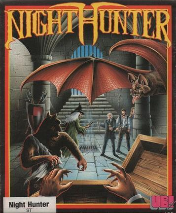 Night Hunter (1990)(Ubi Soft)[128K]