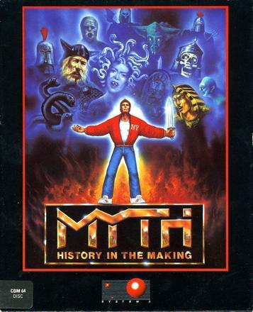 Myth - History In The Making (1989)(System 3 Software)[a]