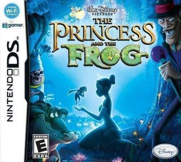 Princess And The Frog, The (EU)(BAHAMUT)