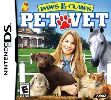 Paws & Claws - Pet Vet - Healing Hands (SQUiRE)