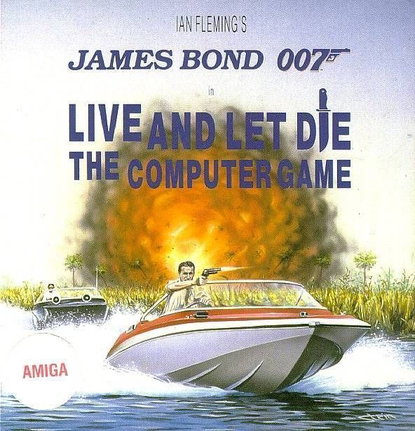 Live And Let Die - The Computer Game
