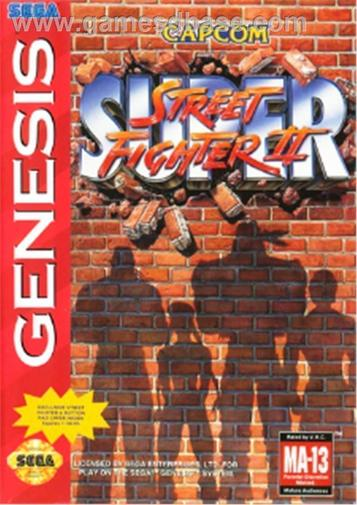 Super Street Fighter II - The New Challengers [b1]
