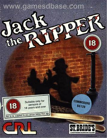 Jack The Ripper (1987)(CRL Group)(Side A)