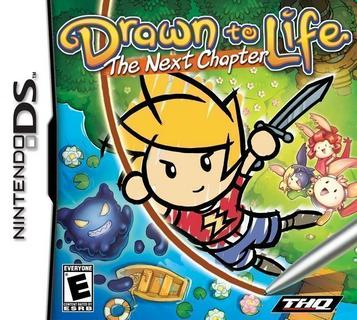Drawn To Life The Next Chapter V1.1 (iND)