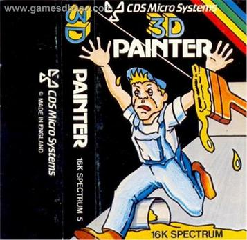 3D Painter (1983)(CDS Microsystems)