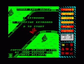 Turbo Kart Racer (1991)(Players Software)[h]
