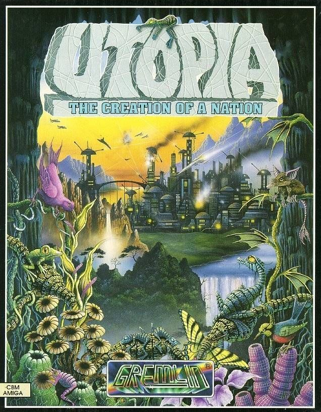 Utopia - The Creation Of A Nation_Disk2