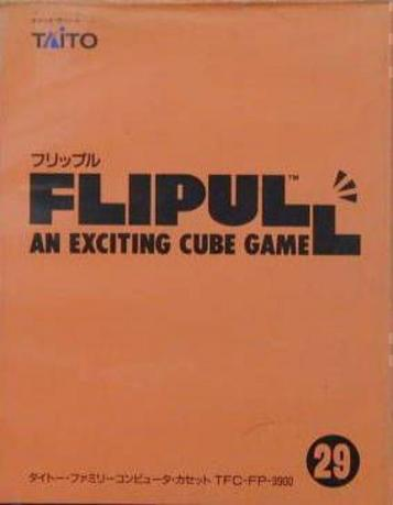 Flipull - An Exciting Cube Game