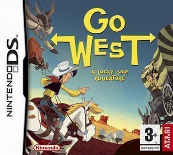 Go West - A Lucky Luke Adventure