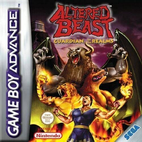 Altered Beast - Guardian Of The Realms (TrashMan)