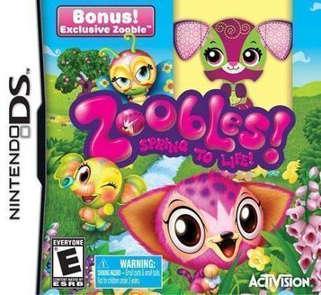 Zoobles! Spring To Life
