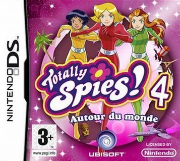 Totally Spies! 4 - Around The World