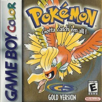 Pokemon - Gold Version ROM | GBC Games | Download ROMs