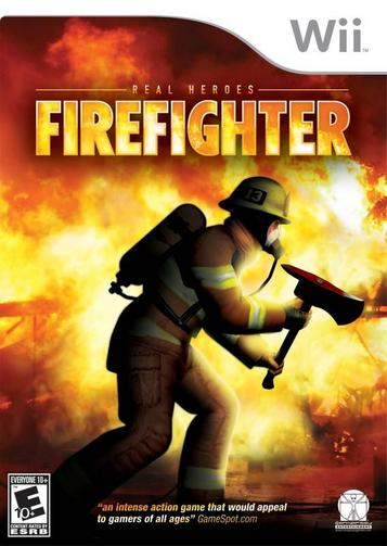 Real Heroes- Firefighter
