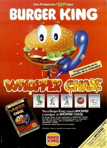 Whopper Chase (1987)(Erbe Software)(es)[a]