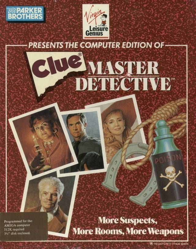 Clue - Master Detective