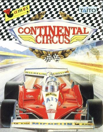 Continental Circus (1989)(Dro Soft)(Side B)[128K][re-release]