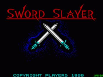 Sword Slayer (1988)(Players Software)