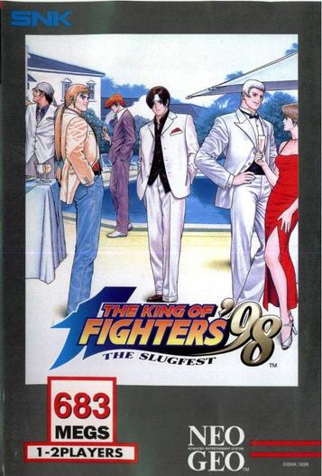 King Of Fighters '98