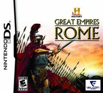 History - Great Empires - Rome (US)(1 Up)