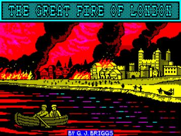 Great Fire Of London, The (1985)(Rabbit Software)[Multiface Copy]