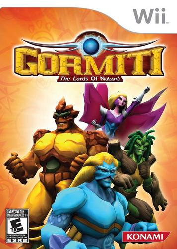 Gormiti - The Lords Of Nature