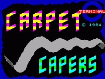 Carpet Capers (1984)(Terminal Software)[a]