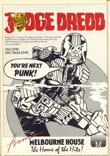 Judge Dredd (1987)(Melbourne House)[a]