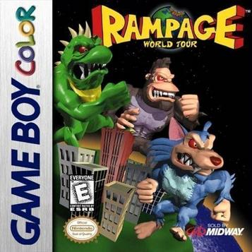 Rampage - World Tour