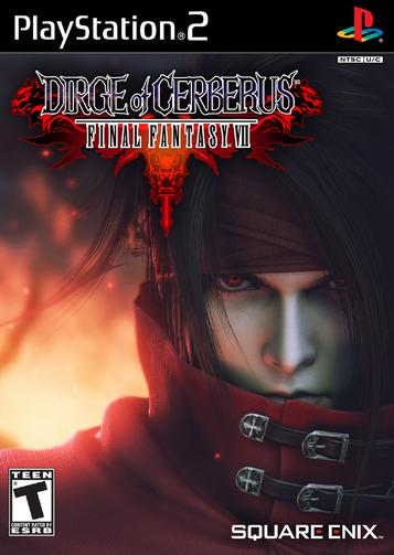 Dirge Of Cerberus - Final Fantasy VII