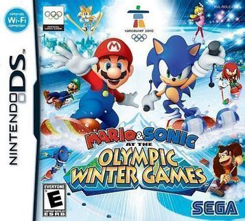 Mario & Sonic At The Olympic Winter Games (US)