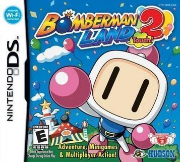 Bomberman Land Touch! 2 (SQUiRE)
