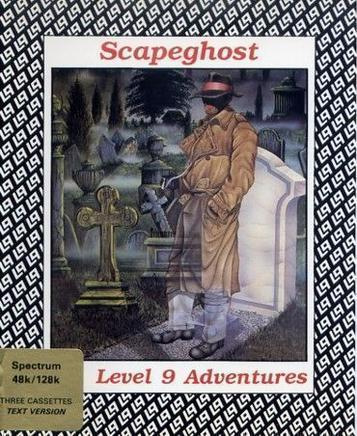 Scapeghost (1989)(Level 9 Computing)(Part 1 Of 3)[128K]