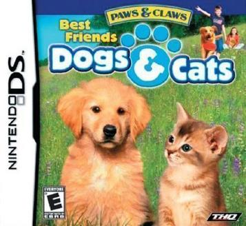 Paws & Claws - Best Friends - Dogs & Cats (Micronauts)