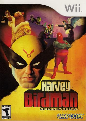 Harvey Birdman- Attorney At Law