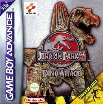 Jurassic Park III - Dino Attack (Lightforce)