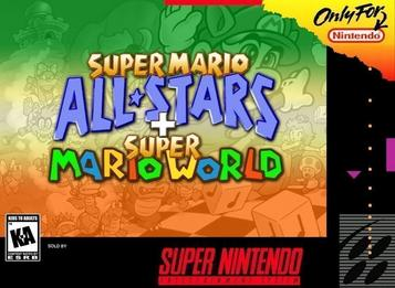 Super Mario All-Stars + Super Mario World ROM | SNES Games