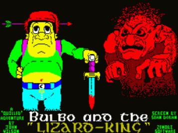 Bulbo And The Lizard-King (1987)(Zenobi Software)(Side A)