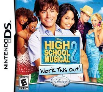 High School Musical 2 - Work This Out! (SQUiRE)