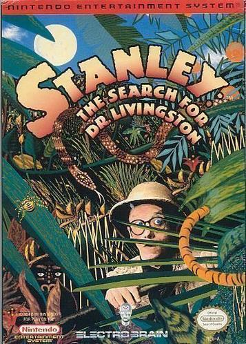 Stanley - The Search For Dr Livingston