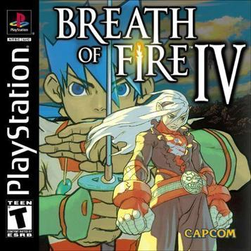 Breath Of Fire IV [SLUS-01324]
