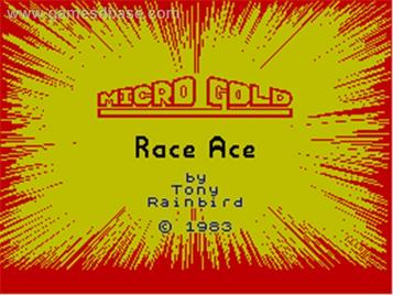 Race Ace (1983)(Micro Gold)[16K]