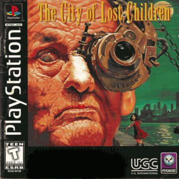 City Of Lost Children [SCUS-94150]