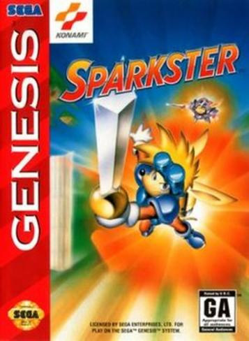 Sparkster - Rocket Knight Adventures 2