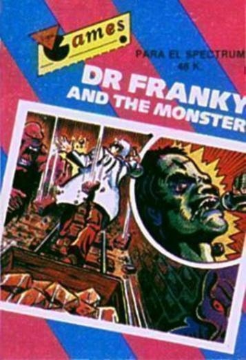 Dr. Franky And The Monster (1984)(Virgin Games)[a]