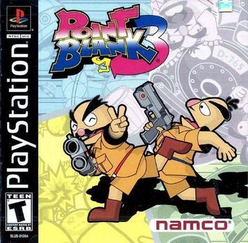 Point Blank 3 Game Only [SLUS-01354]
