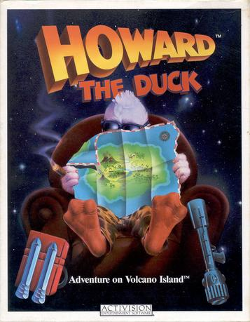 Howard The Duck (1987)(Activision)[h Hello! Games]
