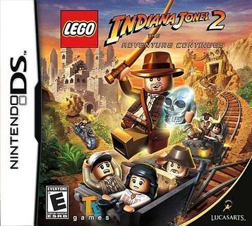 LEGO Indiana Jones 2 - The Adventure Continues (EU)(SweeTnDs)