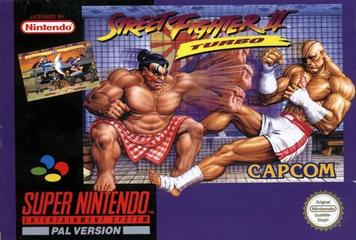 Street Fighter II Turbo (V1.0)